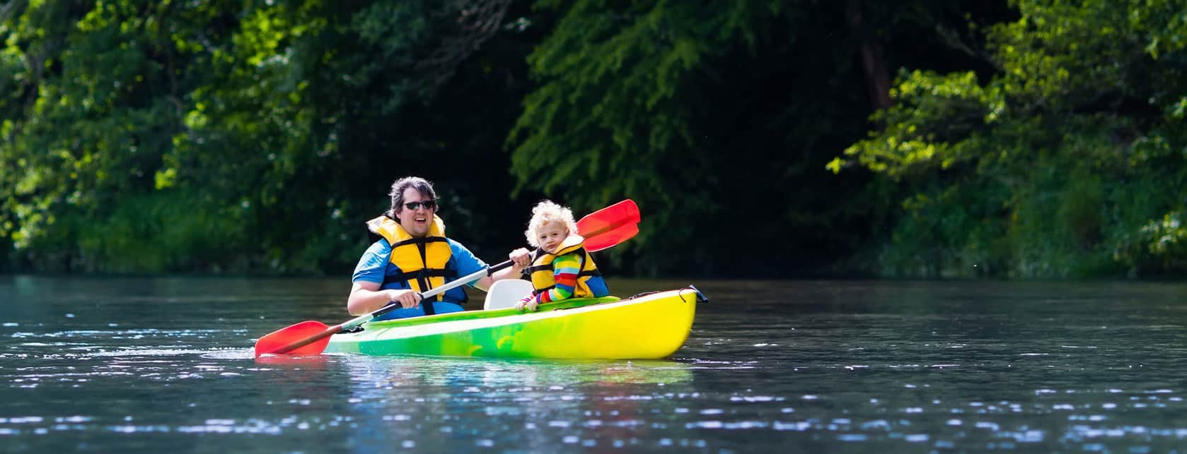 Wouldn't You Rather Be <strong>Canoeing?</strong>